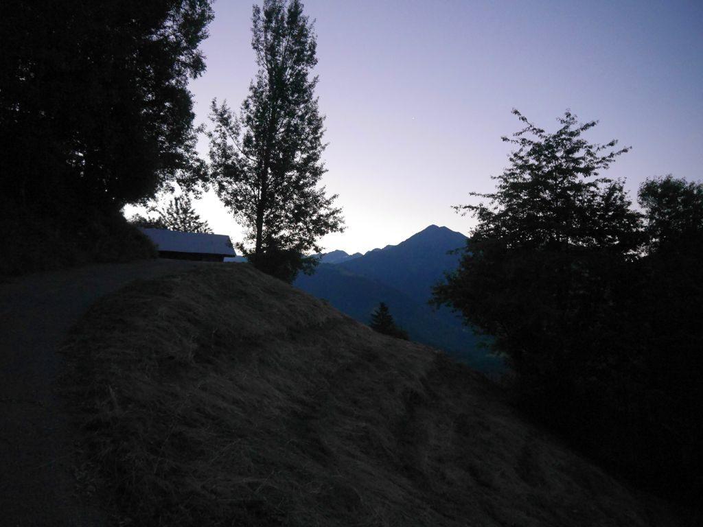 Brig - Wallis - Morgengrauen