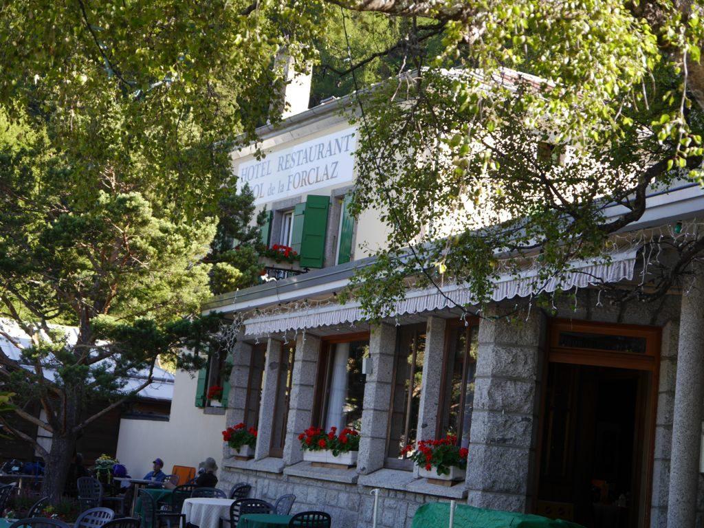 Col de la Forclaz - Wallis - Restaurant