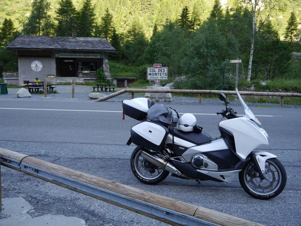 Col des Montets - Auvergne-Rhône-Alpes - Passhöhe