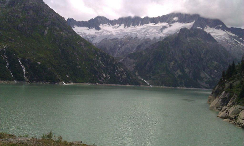 Göscheneralpsee - Schweiz - Kanton Uri